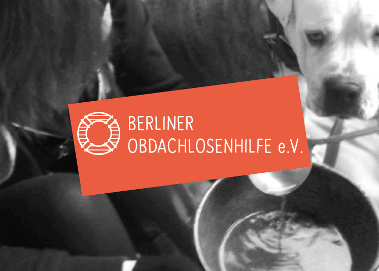 Der Berliner Obdachlosenhilfe eV und Inolares schenken Wärme in Form von Thermounterwäsche
