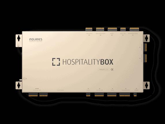 Inolares Hospitality Box Gebäude Automation Hospitality Hotel