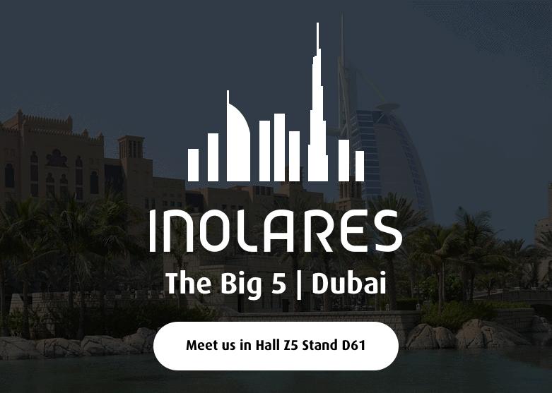 Inolares The Big 5 Dubai Messe